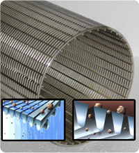 Concord's High Performance Wedge Wire Construction